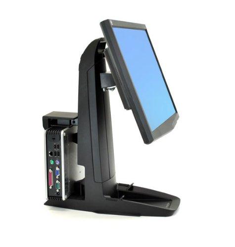 ERGOTRON Neo-Flex All In One SC Lift Stand bis 61cm 24Zoll Displays 2,7-7,2kg hoehenverstellbar 12,7cm dreh und neigbar VESA MIS-D