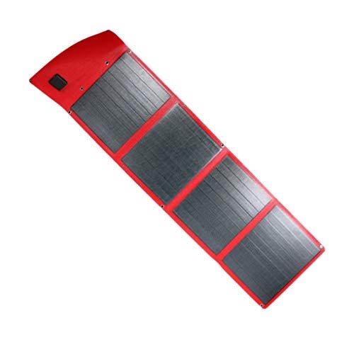 YILONG 72W tragbares Solarbatteriefeld im Freien Faltbare Solarzelle Modul Telefon-Laptop Auto-Ladegerät