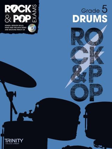 Trinity Rock & Pop Drums Grade 5