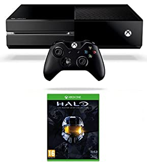 Xbox One Console with Halo: The Master Chief Collection (B00KJGJOMA) | Amazon price tracker / tracking, Amazon price history charts, Amazon price watches, Amazon price drop alerts