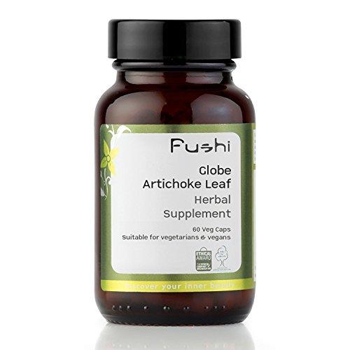 Globe Artichoke Capsules, Organic, 60 Veg Caps