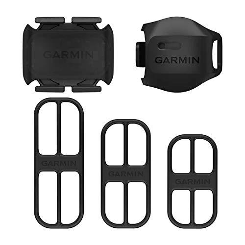 Garmin Unisex– Erwachsene Access, Bike Speed and Cadence Sensor 2, Schwarz, One Size