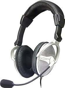 Typhoon MIC Acoustic Bass Vibration PC-Stereo-Headset