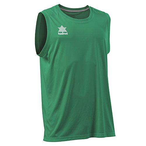 Luanvi Basket Pol Camiseta Deportiva sin Mangas