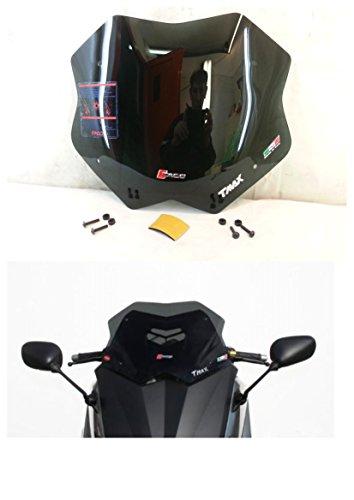 FACO Cupolino fumè BASSO, Yamaha T-MAX 530 (2012), usato usato  Spedito ovunque in Italia