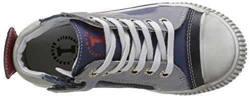 babybotte Jungen Kamping Sneaker Blau - Bleu (323 Marine)