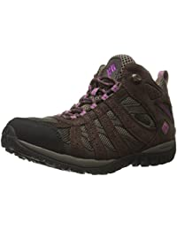 Columbia Redmond Mid Waterproof, Zapatos de High Rise Senderismo para Mujer