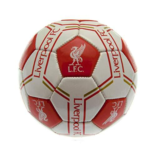 Liverpool Football Club Official Mini Spirit Ball Size 1 Trick Practice Fun Boys