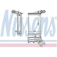 Nissens 71156 Radiador de calefacción