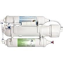 Filtro de agua por ósmosis inversa Hobby, dispositivo de ósmosis para tomas y acuarios