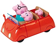 Gioca con Peppa Pig e la sua famiglia: premi Papà Pig e la macchina partirà per vivere bellissime avventure! Età 18m+