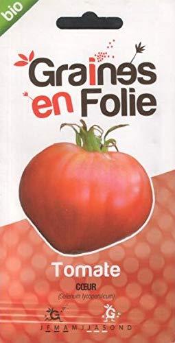 Tomate Cœur - 20 graines - SEM03 - Opportunité - Quantité Limité