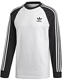 Amazon.it  adidas - Maglie a manica lunga   T-shirt 07451dd06665