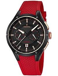 Festina Herren-Armbanduhr Analog Quarz Plastik F16833/1