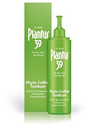 Plantur 39 Phyto-Coffein Tonikum, 1 x 200 ml - schützt die Haarwurzeln und kräftigt das Haarwachstum