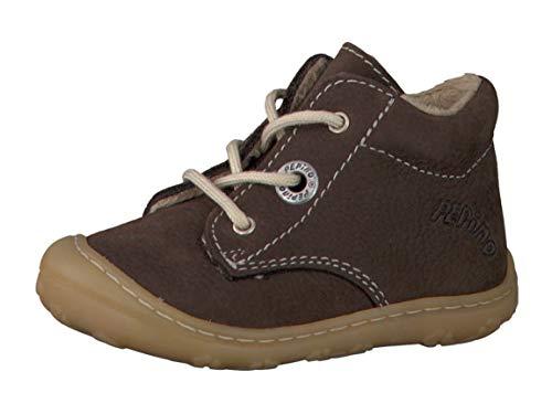 RICOSTA Pepino by Unisex - Kinder Winterstiefel CORANY, WMS: Mittel, Spielen Freizeit leger Winter-Boots Outdoor-Kinderschuhe,Marone,26 EU / 8 UK