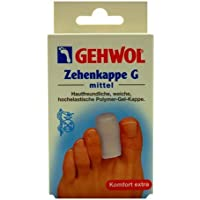 Gehwol 1026902 Zehenkappe G Polymer-Gel-Kappe, mittel preisvergleich bei billige-tabletten.eu