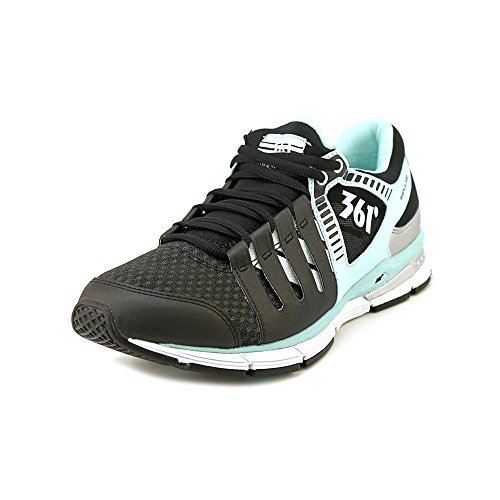 361-impulse-womens-us-size-75-blue-textile-sneakers-shoes