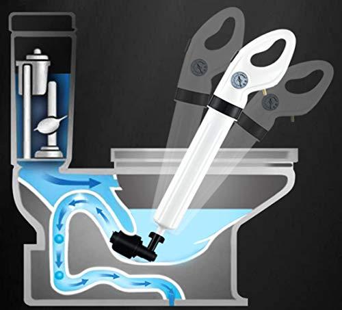 WXQDD dredge Neuer Hochdruck-Toilettenkolben-Luftablass-Blaster-Pumpen-Reiniger-Kolben Für Toiletten-Badezimmer-Küche Verstopfte Rohr-Badewanne -