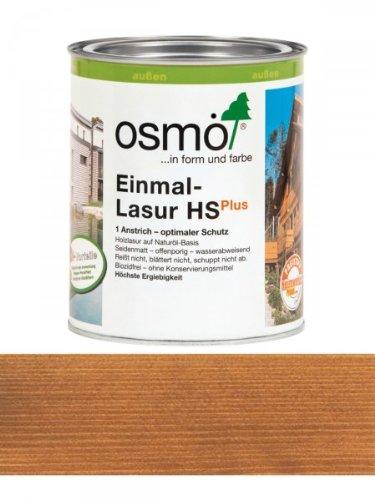 OSMO Einmal-Lasur HS Plus 750ml Teak 9262
