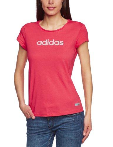 adidas T-shirt Glam Tee à manches courtes pour femme Rose