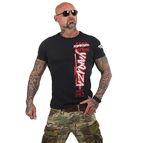 Yakuza Herren Flight No893 T-Shirt