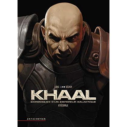 Khaal Chroniques d'un empereur galactique Intégrale - Tomes 1 et 2