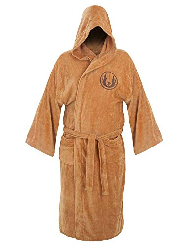 Star Wars Jedi Bademantel Morgenmantel Cosplay Kostüm M (Günstige Star Wars T Shirts)