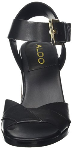 Aldo Ponticino - Sandali  donna Nero (Black (Black Leather / 97))