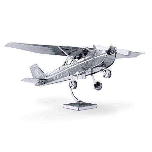 Fascinations Metal Earth - Maqueta metálica Avión Cessna 172 Skyhawk