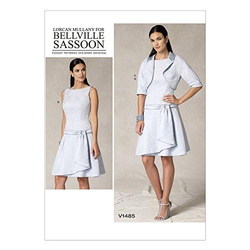 vogue-patterns-1485e5-sizes-14-22-misses-jacket-and-dress