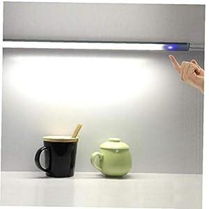 Romote 1Pc llevado bajo luz del gabinete de la lámpara PIR Con sensor de movimiento de 21 LEDs de iluminación para el guardarropa del armario armario de la cocina luz de la noche 6