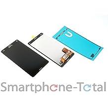 Original Sony Xperia Z3 compact D5803 Pantalla Módulo LCD Touchscreen Cristal Vidrio Pantalla + Adhesivo Negro