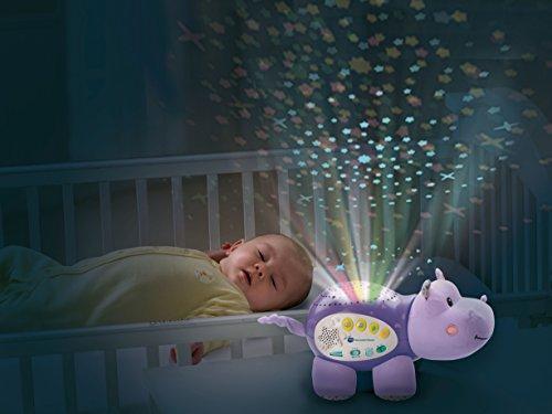 VTech Baby 80-180904 - Spieluhr - Sternenlicht Nilpferd - 5