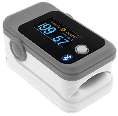 Zeit-Bar Pulsoximeter + kostenlose Auswertungs-App
