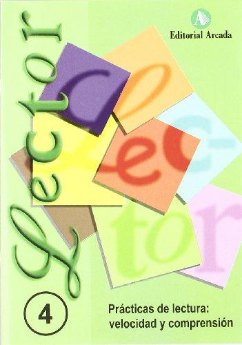 Lector. Prácticas De Lectura - Cuaderno 4 por Vv.Aa.