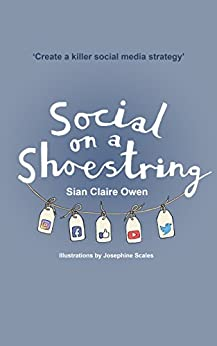 Social on a Shoestring by [Owen, Sian Claire]