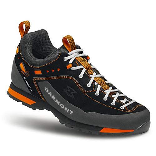 Garmont Dragontail LT Shoes Men Black/Orange Schuhgröße UK 10 | EU 44,5 2019 Schuhe