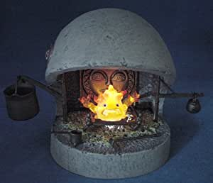 Cominica Image Collection XI - Howl's Moving Castle: Calcifer Fireplace Set