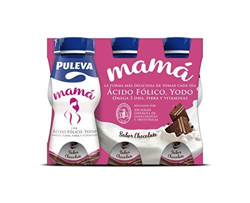 646feee7e Puleva Mamá - Bebida láctea para embarazadas con Ácido Fólico