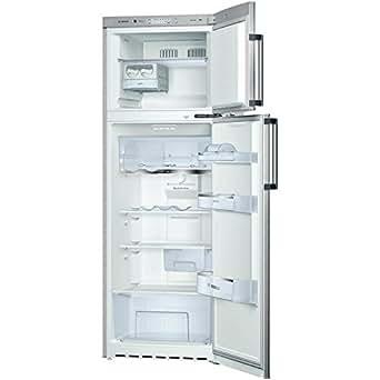 Bosch KDN30X45 Autonome 274L A+ Acier inoxydable réfrigérateur-congélateur - réfrigérateurs-congélateurs (Autonome, Acier inoxydable, Droite, CE, VDE, 274 L, SN-T)
