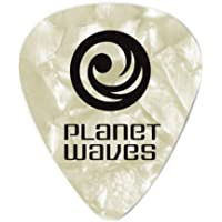 Planet Waves Médiators Planet Waves blancs, pack de 10, Heavy