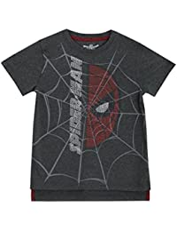 Spiderman Boys Spider-Man T-Shirt Ages 2 To 12 Years