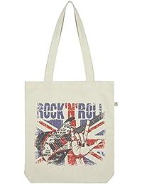 Twisted Envy Rock n Roll Union Jack Tasche
