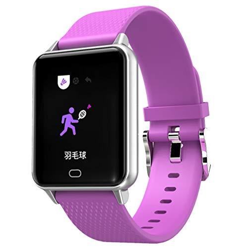 M21 Mode Farbe Bildschirm Abnehmbare Armband Multifunktions-Sport Schrittzähler Herzfrequenz-Tracker Informationen Benachrichtigung Wasserdicht Smart Bracelet/Für Android-ios-geräte und Software