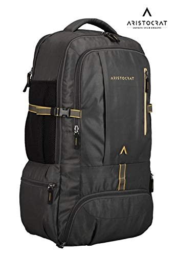 50% OFF on VIP Aristocrat Unisex Hiking Backpack (Black 52057a2e56113