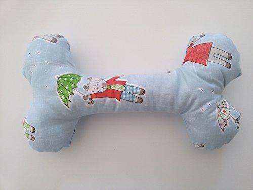 kleines süßes Kissen in Form einesleckeren Knochens Handarbeit Handmade -