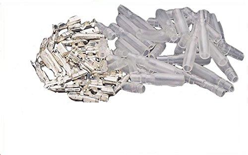 Japan-Stecker-Set 100 Teile (bis 8 Ampere) (Blinker Stecker)