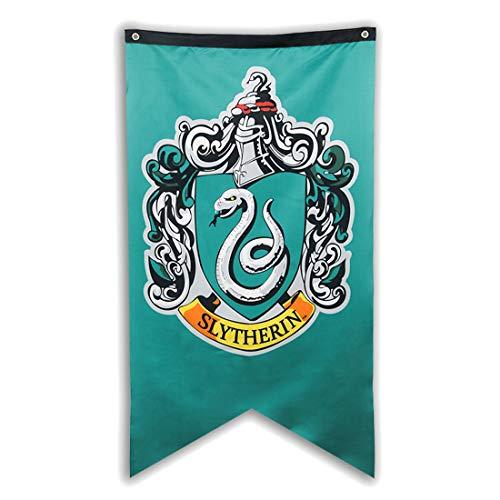 Harry Potter Banner - Gryffindor Slytherin Hufflepuff