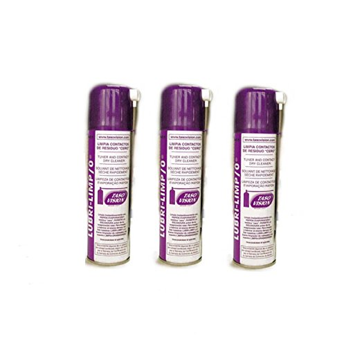 x3 LUBRILIMP0 - Spray Limpia Contactos Residuo 0